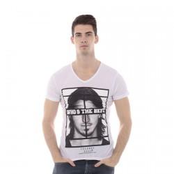 Tee Shirt Celebry Tees ZT WTB Blanc