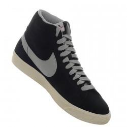 Baskets Nike Blazer Mid Vntg Noir