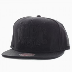 Casquette Mitchell And Ness Magic Ton Noir