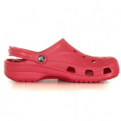 Sabot Crocs Rouge Clair
