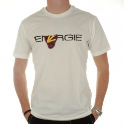 Tee Shirt Energie Yulin Blanc