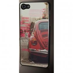 Coque iPhone 5/5S Vintage Case - Beetle Spirit
