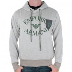 Sweat  Emporio Armani Gris/Vert