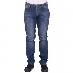Jean Armani Jeans J06 Fitted Fit Bleu