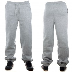 Pantalon JMJ Company Kosner Gris Chiné