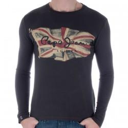 Tee Shirt Pepe Jeans Swifter Noir