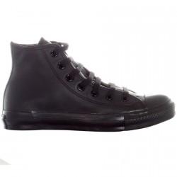 Chaussure Converse Black Mono Cuir