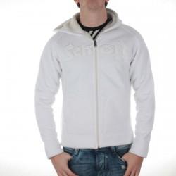 Blouson Schott SW Rikers Blanc