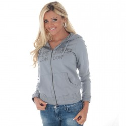 Sweat Pepe Jeans Biely Gris
