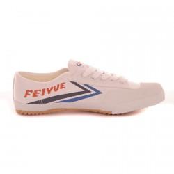 Chaussure Feiyue Blanc/Bleu