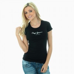 Tee Shirt Pepe Jeans Virginia Black