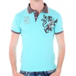 Polo Gangster Unit Henry Blue