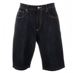 Short Jean Wrung New Baggy Corner Raw Black
