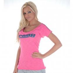 Tee shirt Com8 KRISS rose
