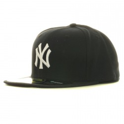 Casquette New Era Fifty NY Marine/Blanc
