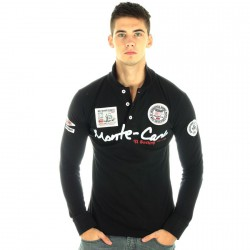 Polo Geographical Norway Keywest Noir ML