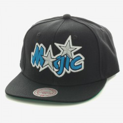 Casquette Mitchell And Ness Magic Basic Noir