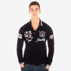 Polo Geographical Norway Kubric Assor Noir