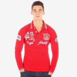 Polo Geographical Norway Kubric Assor Rouge