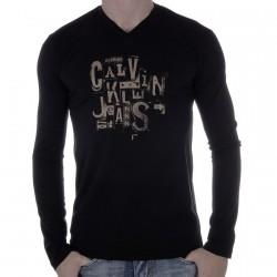 Tee Shirt Calvin Klein CMP94B Noir