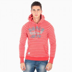 Sweat Superdry Super Jets Rouge