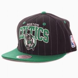 Casquette Mitchell And Ness Celtics' MTC 2 Tone Noire