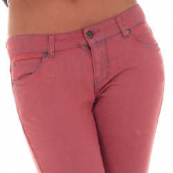 Jean Only Skinny Low Pink
