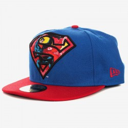 Casquette New Era Cap Superman