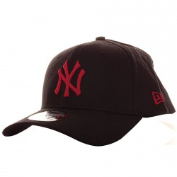 Casquette New Era Cap NY Noir/Rouge