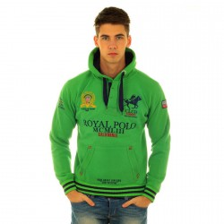 Sweat Geographical Norway Fanclup Vert