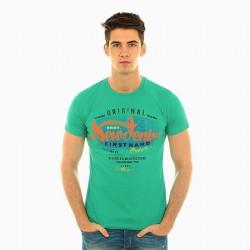 Tee Shirt Jack And Jones Retail S/S Org Vert