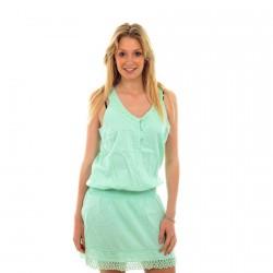 Robe Vero Moda Pixie Verte