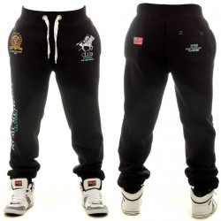 Jogging Geographical Norway Polo Pant Noir