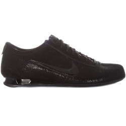 Chaussure Nike Shox Rivalry Noir/Noir