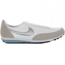 Chaussure Nike Elite Blanc/Gris Métal
