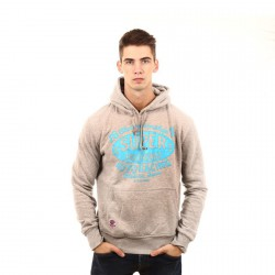 Sweat Superdry Speed Kings Gris/Bleu
