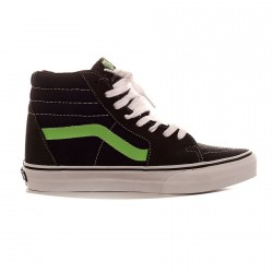 Chaussure Vans SK8-Hi Dark Shadow/Green Flash